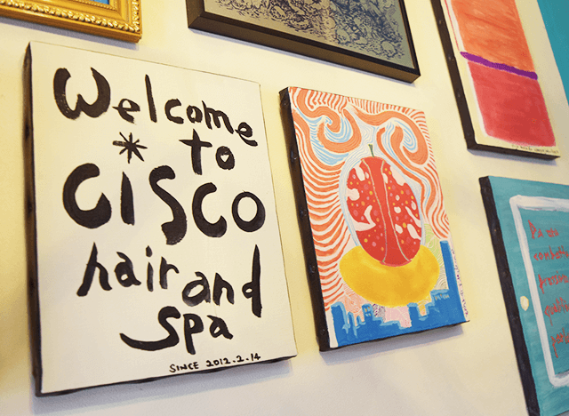 CiSCO hair and spa Concept